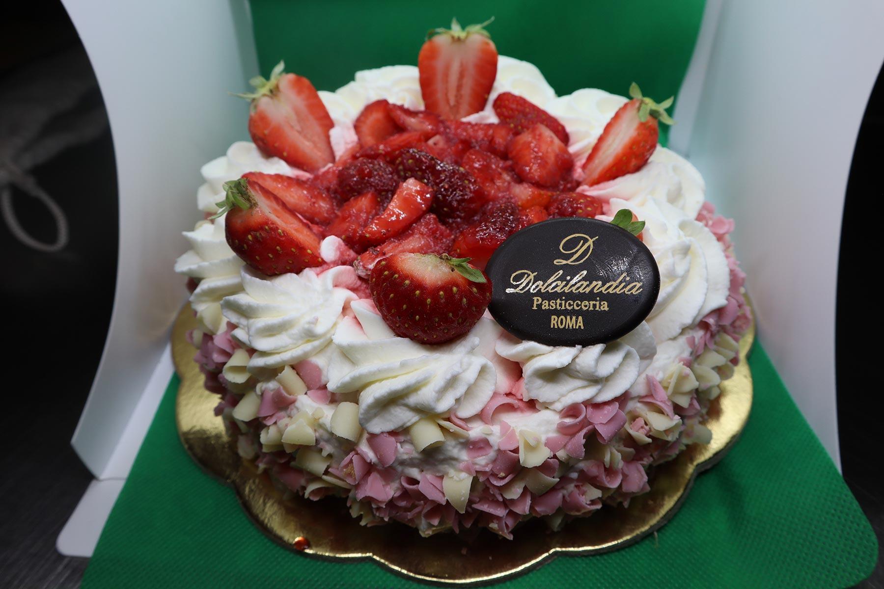 torta Luna Rossa